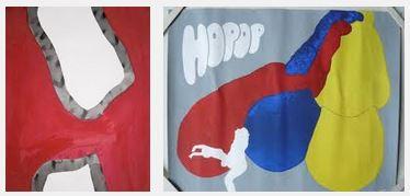 Juxtapositions oulipiennes d'images - Poésie des contrastes Trous_10