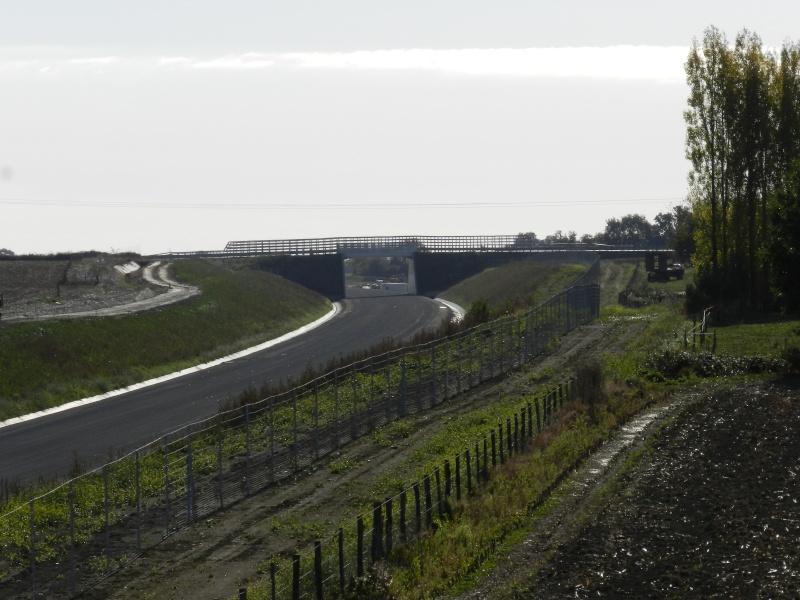 Petits viaducs de la LGV en Mayenne Vauvy139