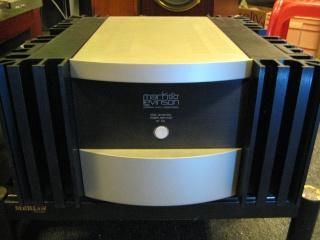 Mark Levinson Power Amp 331