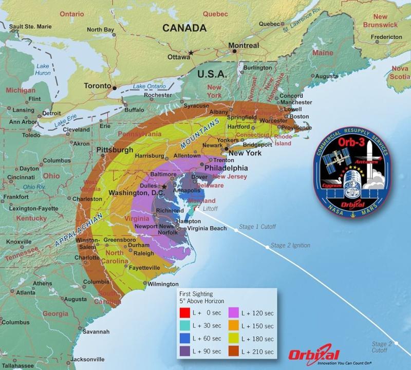 Lancement Antares - Cygnus (Orb.3) - 28 octobre 2014. [Echec] - Page 4 10440910