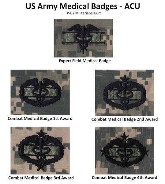 Qualification Badges of US Army Uniforms 539px-10