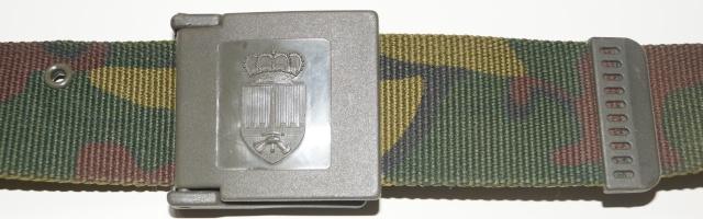 Belgian Army belt Dsc01110