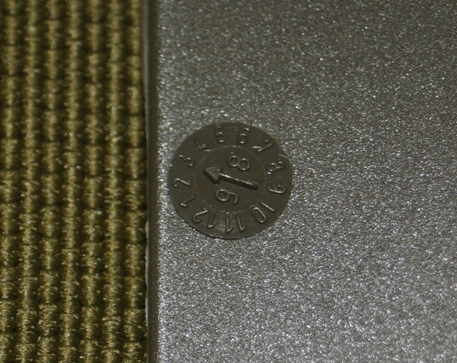 Belgian Army belt Dsc01812