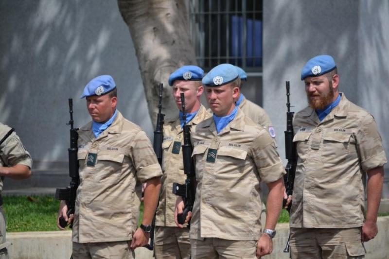 Belgium army ranks Dsc_0510