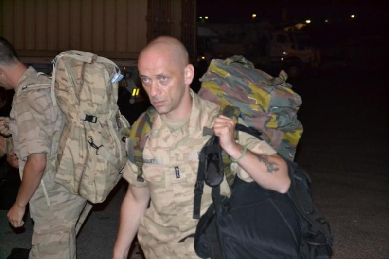 Belgium army ranks Dsc_1210