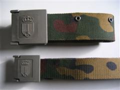 Belgian Army belt Riemsm10