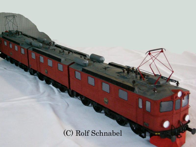 "schwedische Erzbahnlok "" DM 3 "" (Fahrmodell) - Spur 0 05_kop10"