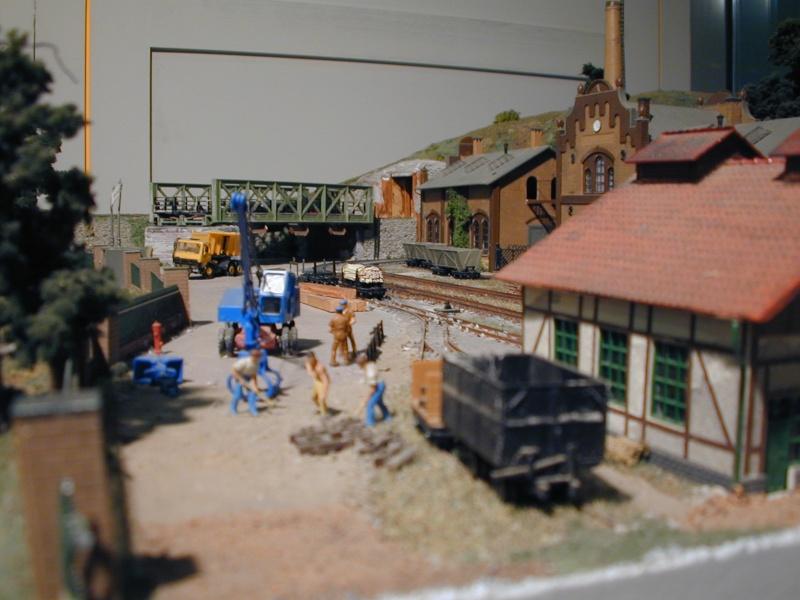 Modellbahnausstellung Strohsackpassage Leipzig 2014 Dscn0010