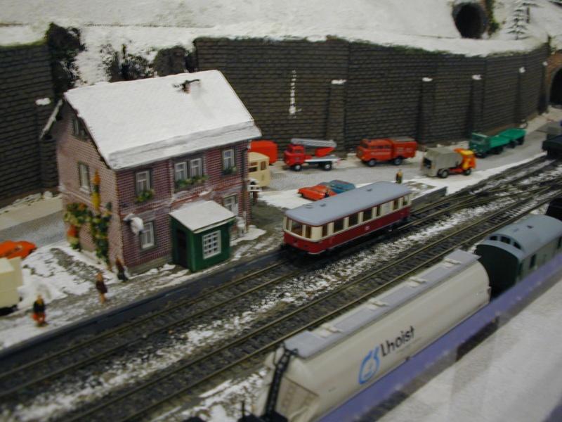Modellbahnausstellung Strohsackpassage Leipzig 2014 Dscn0015