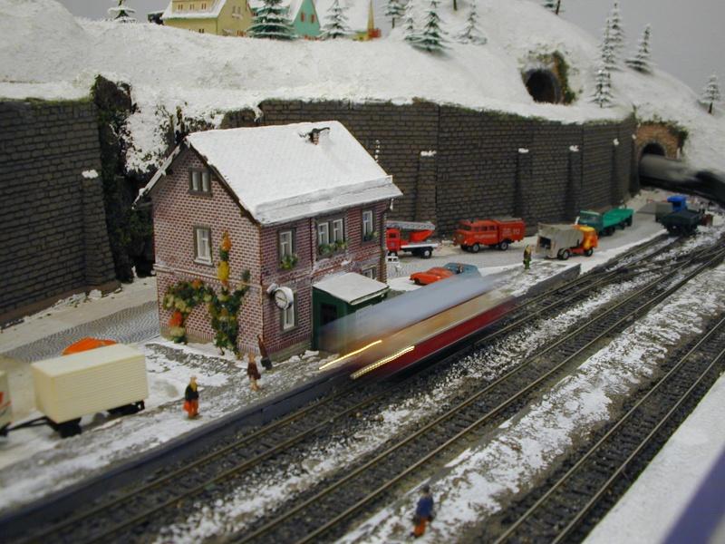 Modellbahnausstellung Strohsackpassage Leipzig 2014 Dscn0017