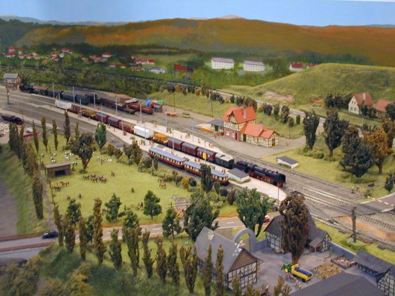 Modellbahnausstellung Strohsackpassage Leipzig 2014 Dscn0019