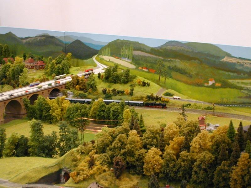 Modellbahnausstellung Strohsackpassage Leipzig 2014 Dscn0020