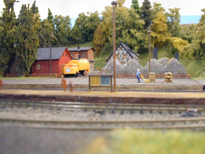 Modellbahnausstellung Strohsackpassage Leipzig 2014 Dscn0021