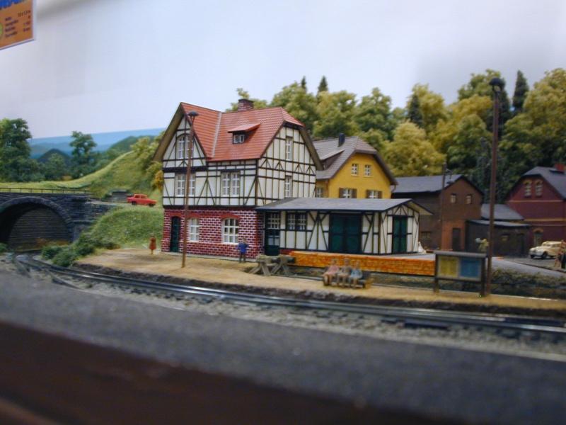 Modellbahnausstellung Strohsackpassage Leipzig 2014 Dscn0022