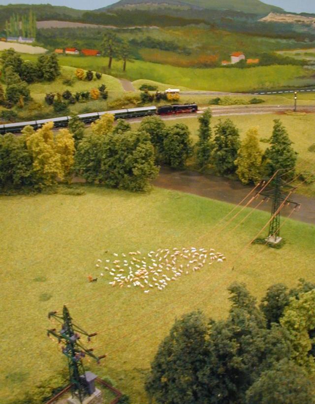 Modellbahnausstellung Strohsackpassage Leipzig 2014 Dscn0023