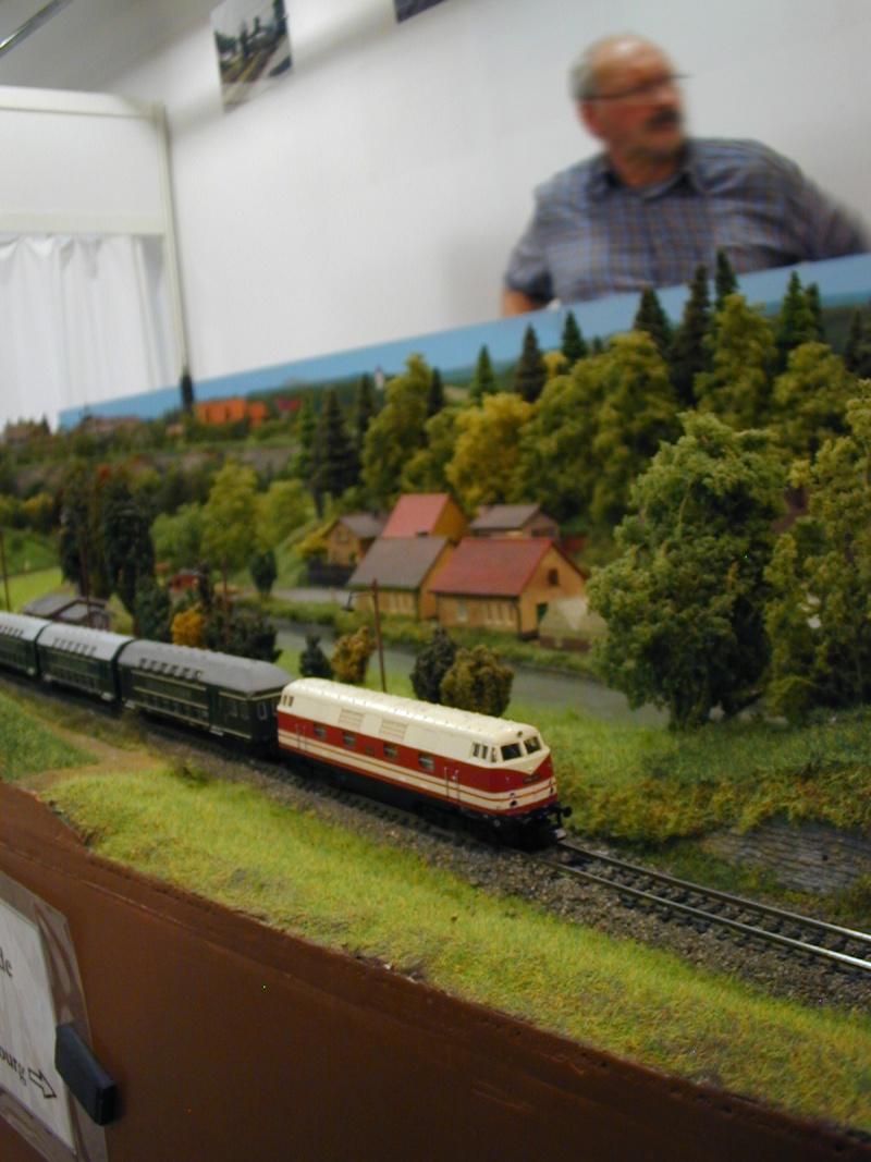 Modellbahnausstellung Strohsackpassage Leipzig 2014 Dscn0027