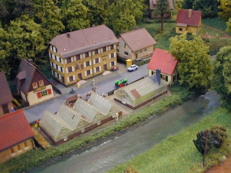 Modellbahnausstellung Strohsackpassage Leipzig 2014 Dscn0028