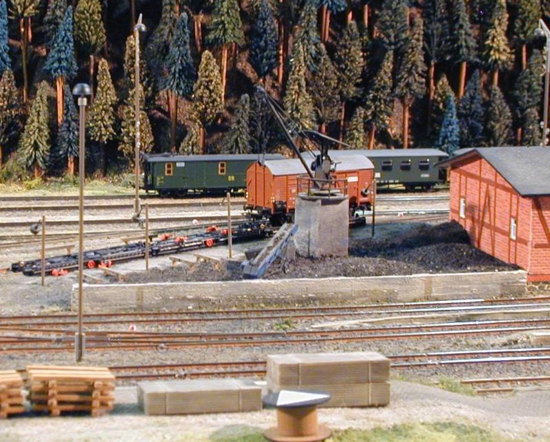 Modellbahnausstellung Strohsackpassage Leipzig 2014 Dscn0038
