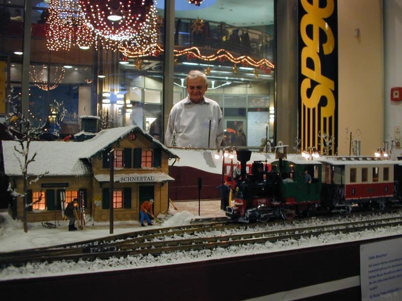 Modellbahnausstellung Strohsackpassage Leipzig 2014 Dscn0042