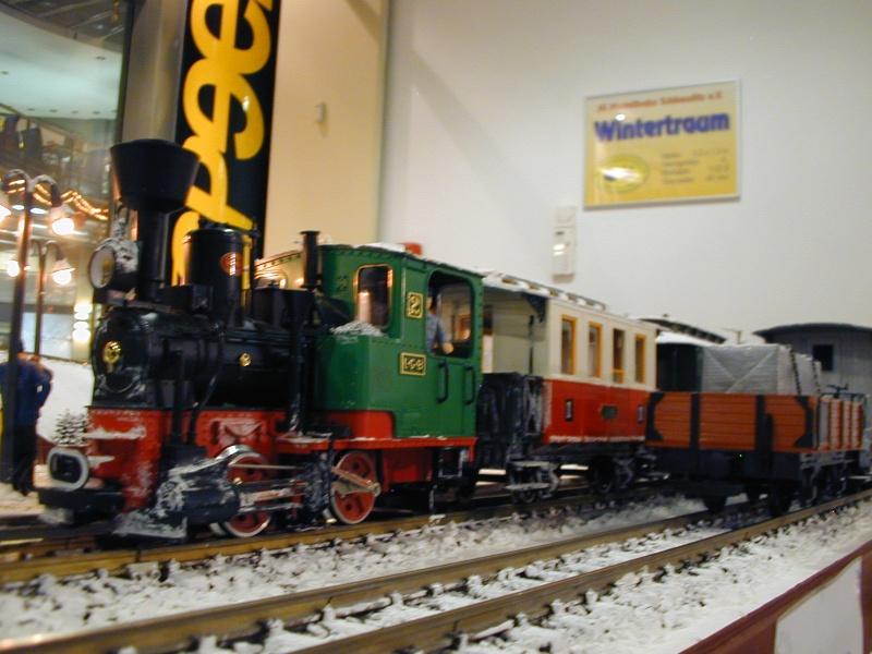 Modellbahnausstellung Strohsackpassage Leipzig 2014 Dscn0044