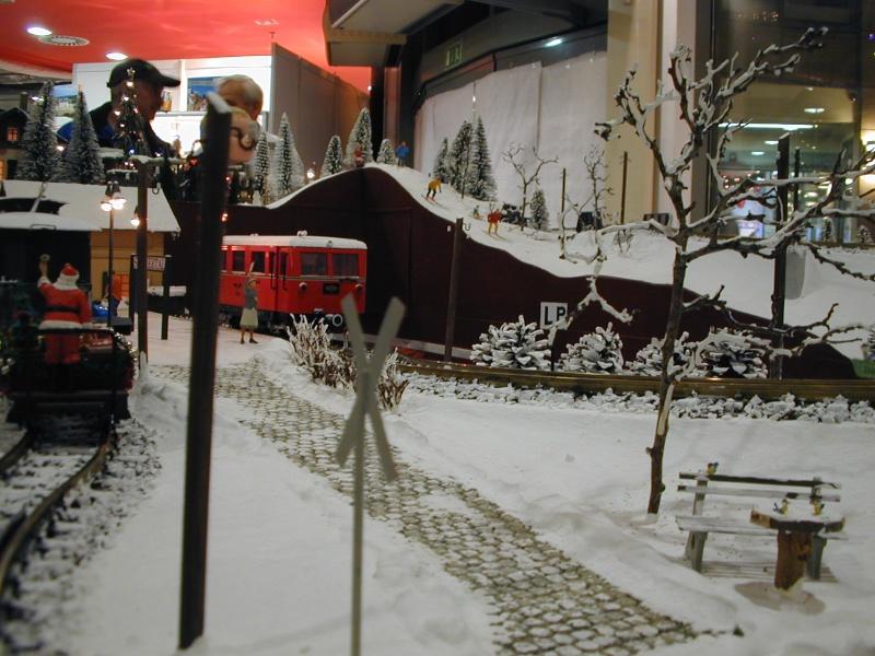 Modellbahnausstellung Strohsackpassage Leipzig 2014 Dscn0045