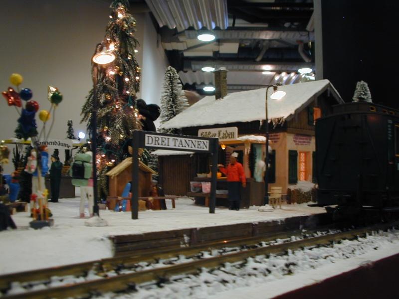 Modellbahnausstellung Strohsackpassage Leipzig 2014 Dscn0047