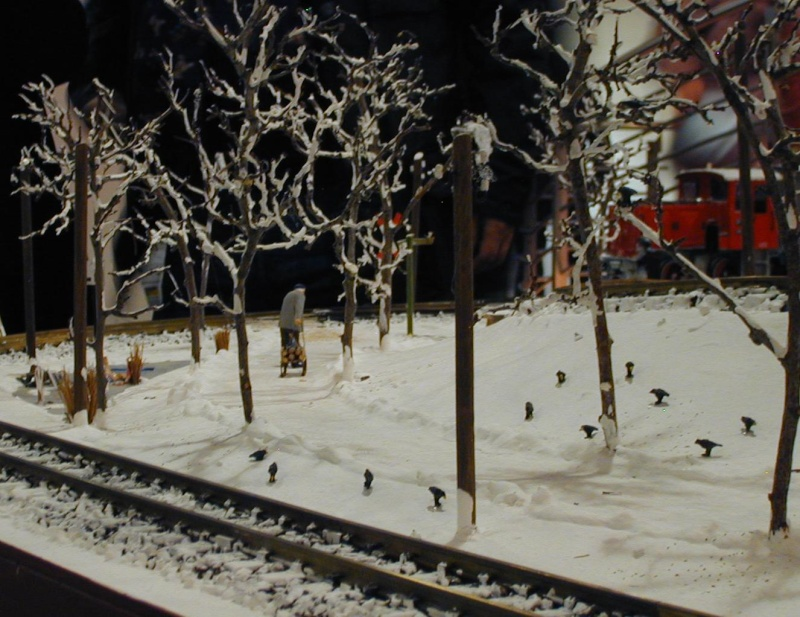 Modellbahnausstellung Strohsackpassage Leipzig 2014 Dscn0054
