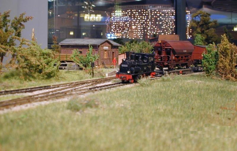 Modellbahnausstellung Strohsackpassage Leipzig 2014 Dscn0119