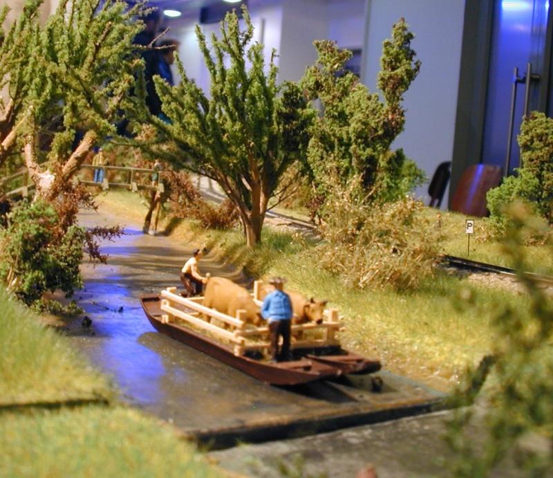 Modellbahnausstellung Strohsackpassage Leipzig 2014 Dscn0120
