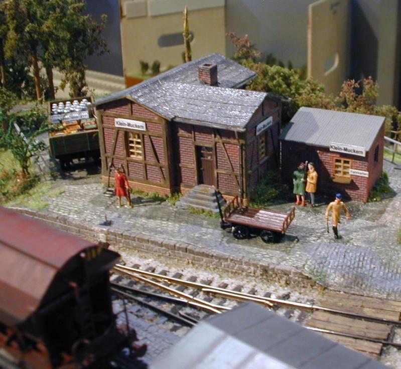 Modellbahnausstellung Strohsackpassage Leipzig 2014 Dscn0124