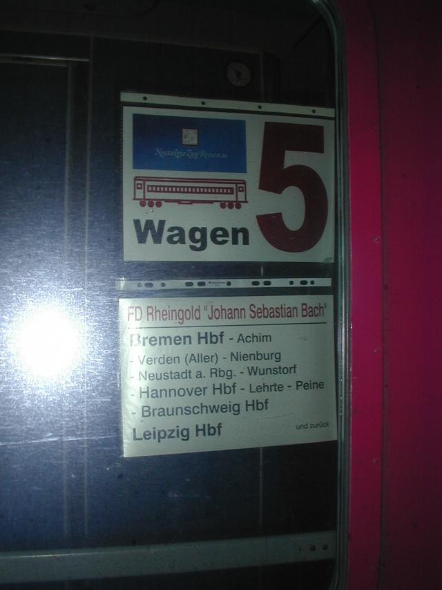 """""""Überraschender"""" Sonderzug in Leipzig Dscn0223"""