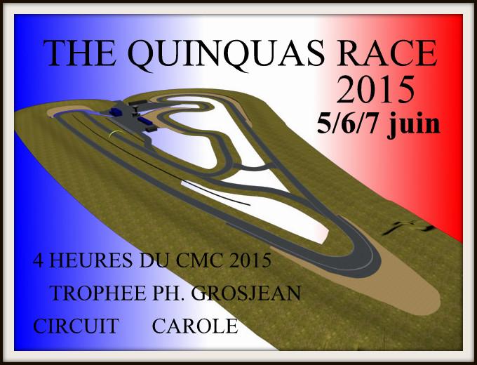 """4 H  DU CMC ET Q""""RACE 2015 Jtlv8n10"""