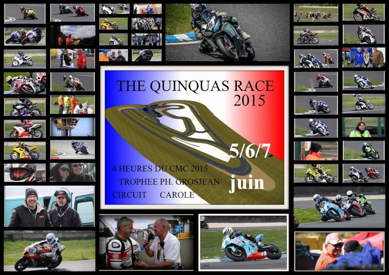 """4 H  DU CMC ET Q""""RACE 2015 Quinqu11"""