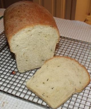 pain au parmesan et ciboulette fraiche  Cuisin12