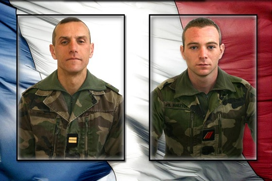 déces de deux soldat francais en afghanistan ce 23 Aout 21erim10