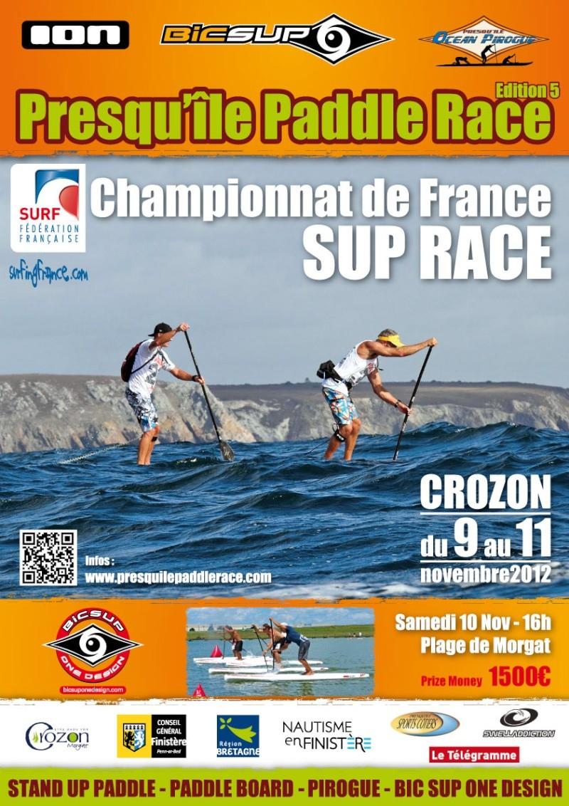 Championnats de France SUP Race 2012 9-10-11 novembre 2012, 2ème partie Affich10