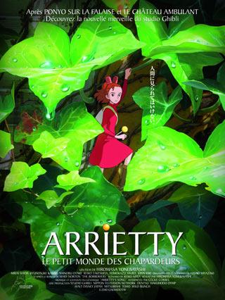Arrietty par Hayao Miyazaki Arriet10