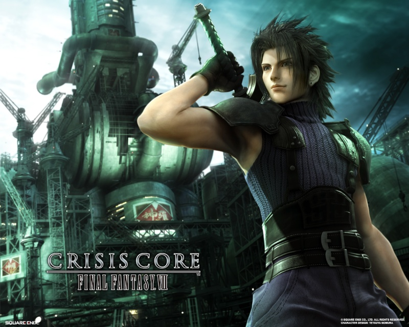 Final Fantasy Crisis Core Crisis11