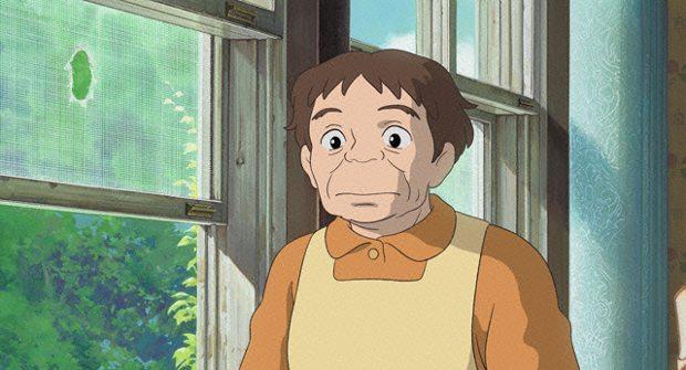 Arrietty par Hayao Miyazaki Karigu10