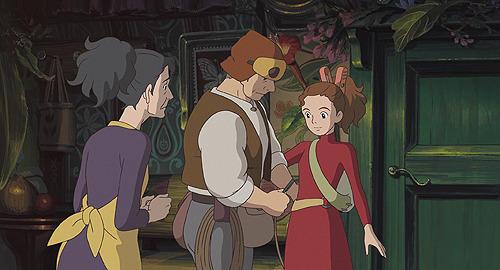 Arrietty par Hayao Miyazaki Tod-ar10