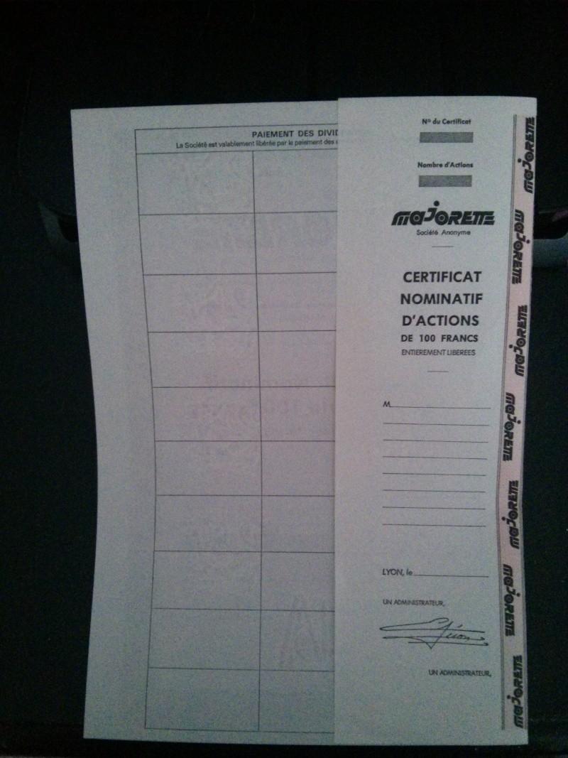 certificat nominatif d'actions  Img_2318