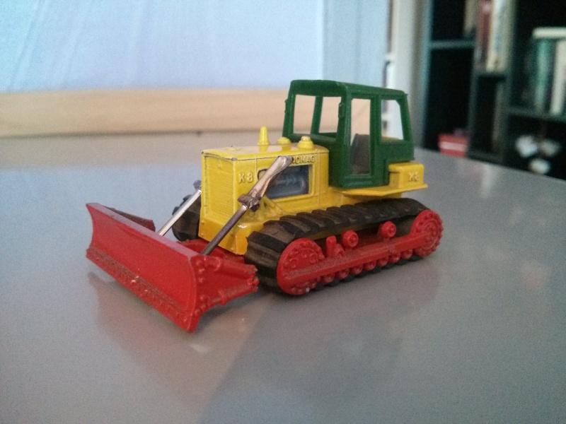 N°255 Bulldozer Hanomag Img_2371