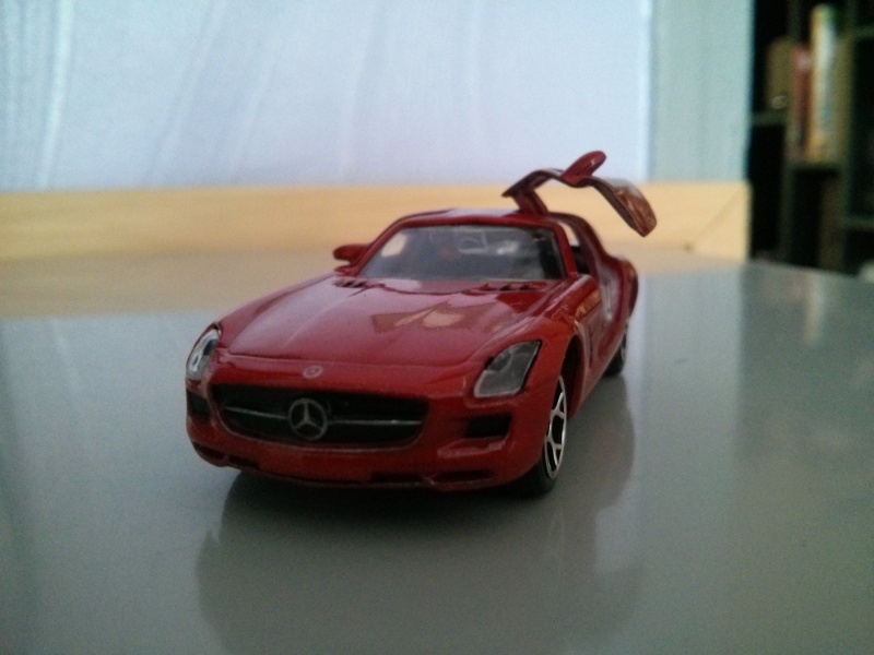 N°232C Mercedes Benz SLS Img_2415