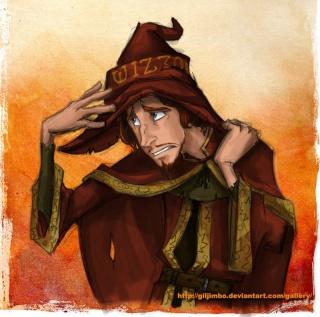 Quête de Maleficent: Les sorciers barrés: Trempevent le couard. Coward13