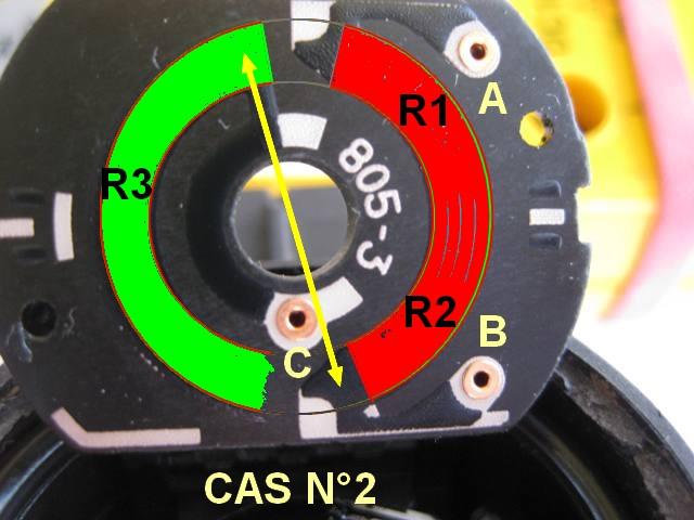 tester capteur de hauteur Pot110