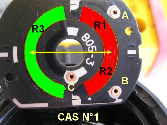 tester capteur de hauteur Pot210