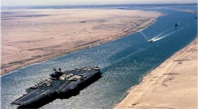 قناة السويس الجديدة قاطرة التنمية والاقتصاد  في مصر . _5429310