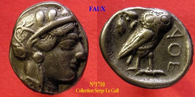faux moderne tetradrachme Athènes 171010