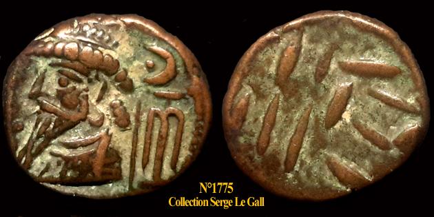 Monnaies du Royaume d'Élymaïde ... 177510