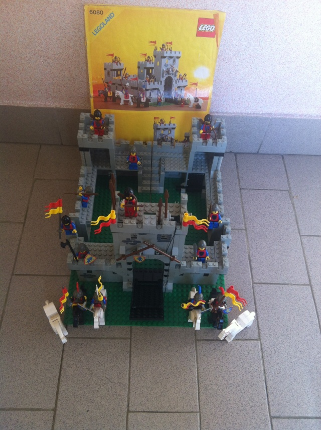 Cerco LEGO 6080 King's Castle Img_2610